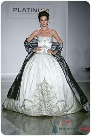 Фото 51102 в коллекции Свадебные платья - Лися