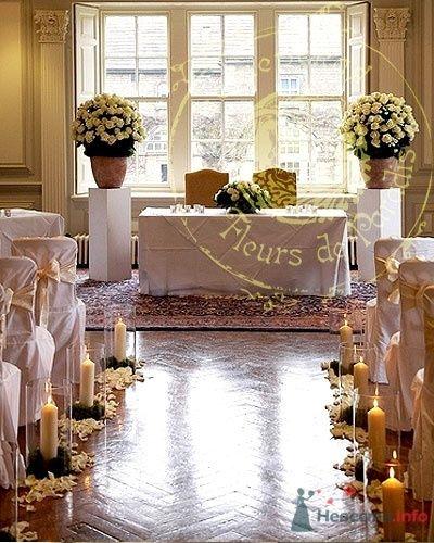 Фото 51114 в коллекции Цветы на свадьбе - Лися