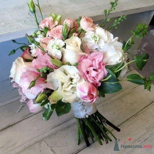 Фото 51119 в коллекции Цветы на свадьбе - Лися