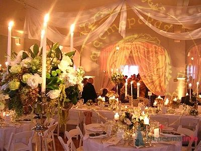 Фото 51121 в коллекции Цветы на свадьбе - Лися