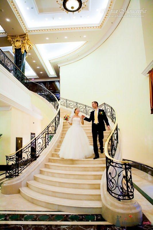 Фото 57419 в коллекции Свадьба в отеле Ritz-Carltnon - Свадебный фотограф Моисеева Юлия
