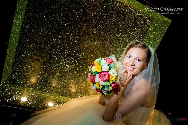 Фото 58035 в коллекции Свадьба в отеле Ritz-Carltnon