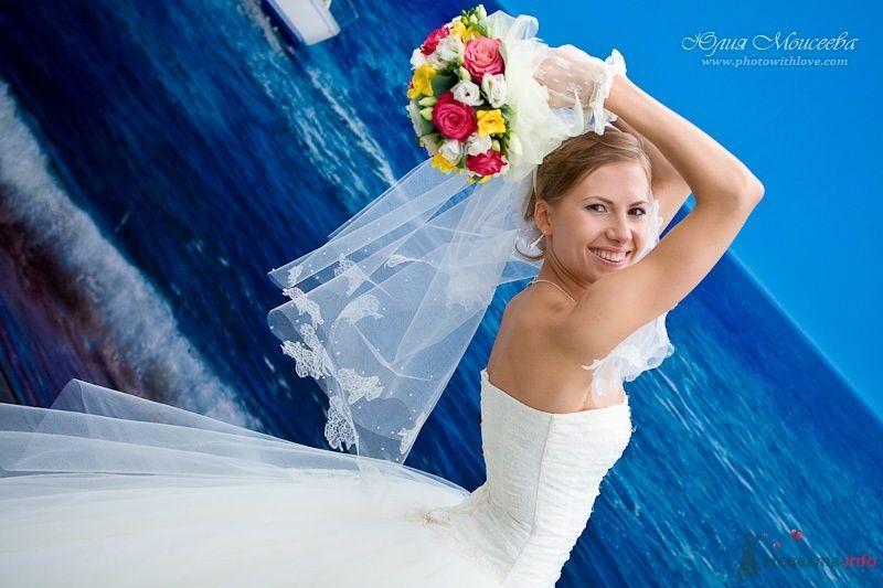 Фото 58037 в коллекции Свадьба в отеле Ritz-Carltnon - Свадебный фотограф Моисеева Юлия