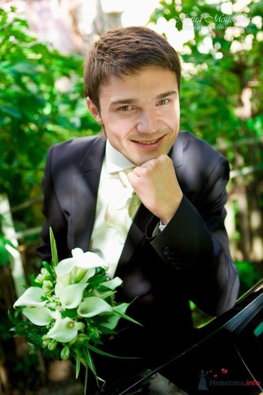 фото жениха - фото 62566 Свадебный фотограф Моисеева Юлия
