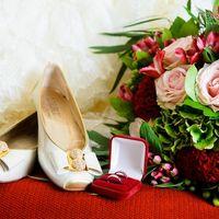 люблю свадебные детали