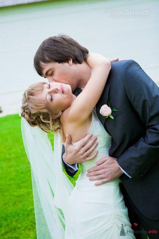 нежная свадьба - фото 62591 Свадебный фотограф Моисеева Юлия