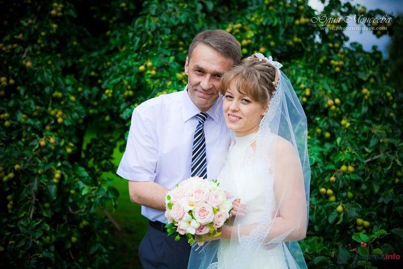 невеста с папой - фото 62595 Свадебный фотограф Моисеева Юлия