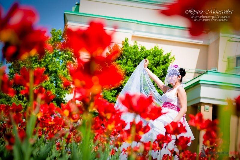 необычная невеста - фото 63852 Свадебный фотограф Моисеева Юлия