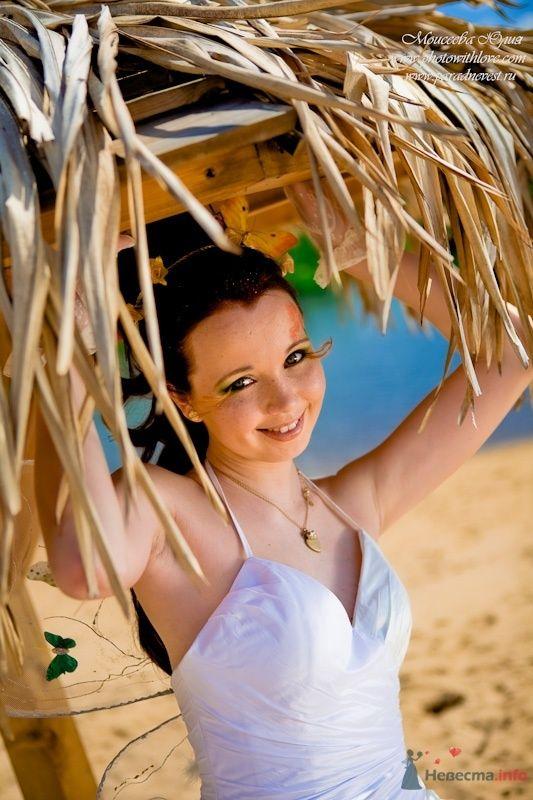 свадьба на пляже - фото 64277 Свадебный фотограф Моисеева Юлия