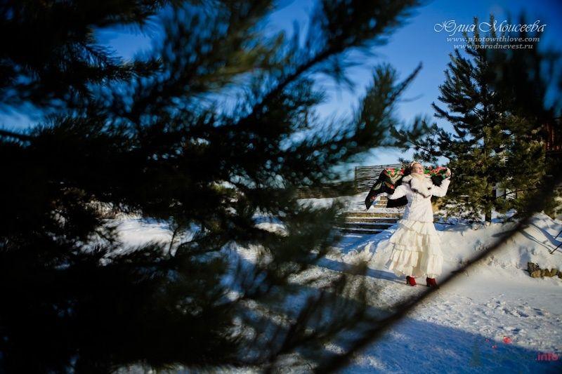 Фото 69097 в коллекции Зимняя сказка))) - Свадебный фотограф Моисеева Юлия