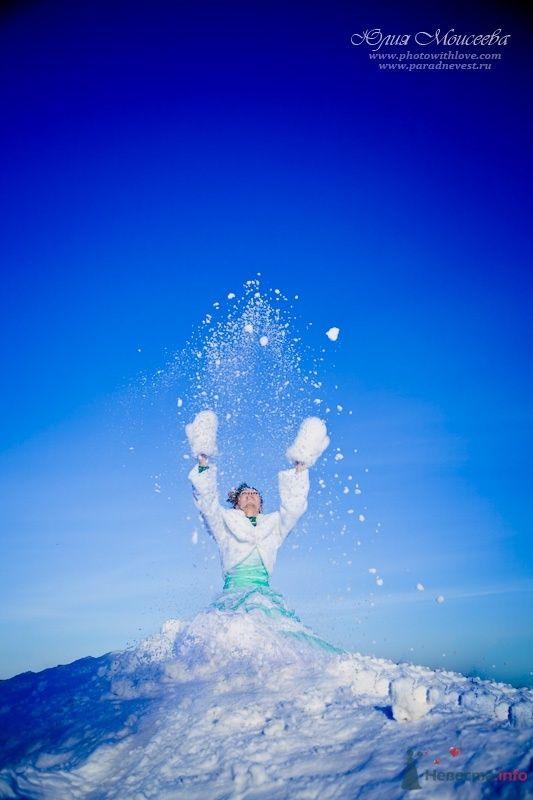 Фото 69112 в коллекции Зимняя сказка))) - Свадебный фотограф Моисеева Юлия