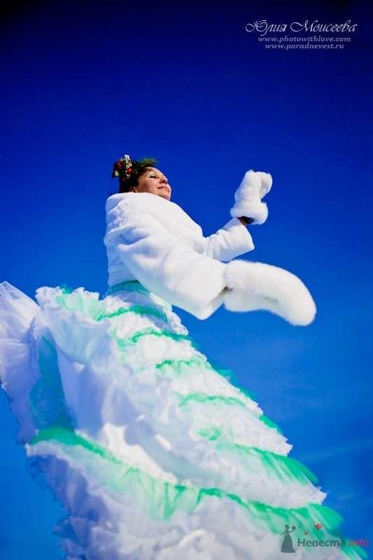 Фото 69113 в коллекции Зимняя сказка))) - Свадебный фотограф Моисеева Юлия