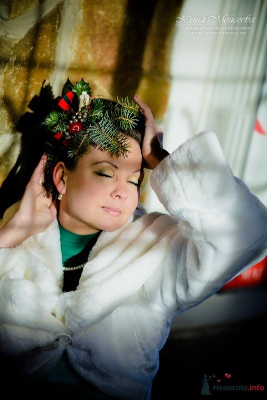 Фото 69116 в коллекции Зимняя сказка))) - Свадебный фотограф Моисеева Юлия