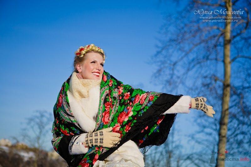 Фото 69126 в коллекции Зимняя сказка))) - Свадебный фотограф Моисеева Юлия