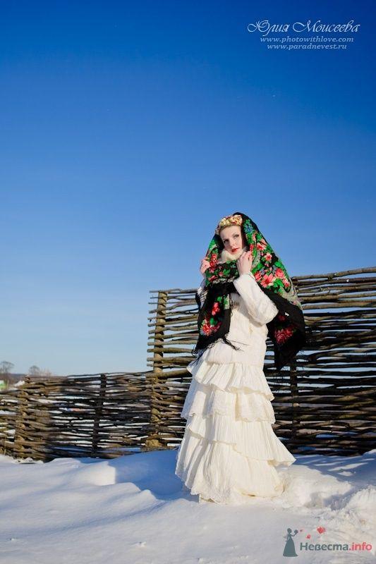 Фото 69127 в коллекции Зимняя сказка))) - Свадебный фотограф Моисеева Юлия