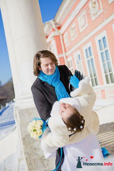 Свадьба в Кусково - фото 122759 Свадебный фотограф Моисеева Юлия