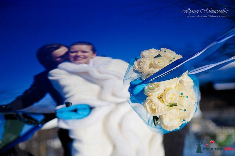 Бирюзовая свадьба - фото 122760 Свадебный фотограф Моисеева Юлия