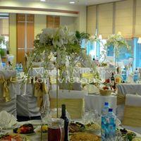 Свадьба, украшение зала