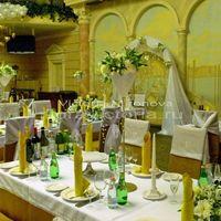 Свадьба, оформление зала