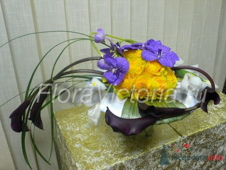 Фото 79059 в коллекции Мои фотографии - Cвадебная флористика и декор событий FloraVictoria