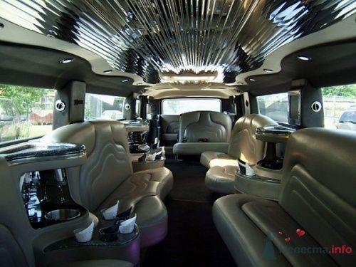 Hummer-салон-01 - фото 1417 Limo-Olimp - аренда лимузина