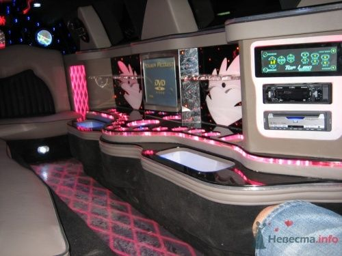 Chrysler-салон-01 - фото 1421 Limo-Olimp - аренда лимузина