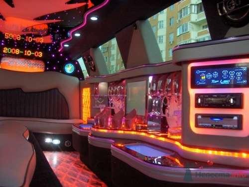 Chrysler-салон-03 - фото 1423 Limo-Olimp - аренда лимузина
