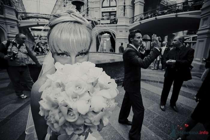 Фото 43794 в коллекции Избранные фото - Невеста01