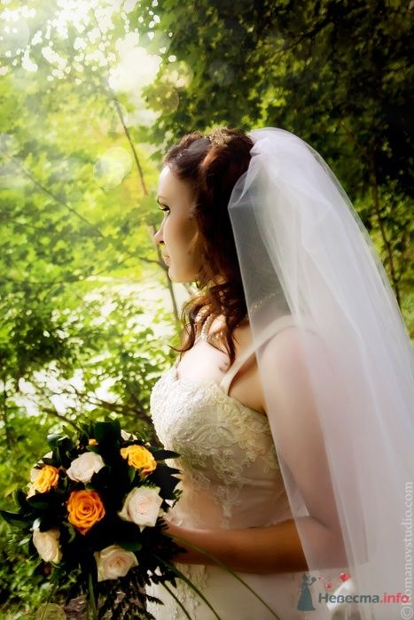 Фото 37856 в коллекции Wedding/Lovestory album - Невеста01