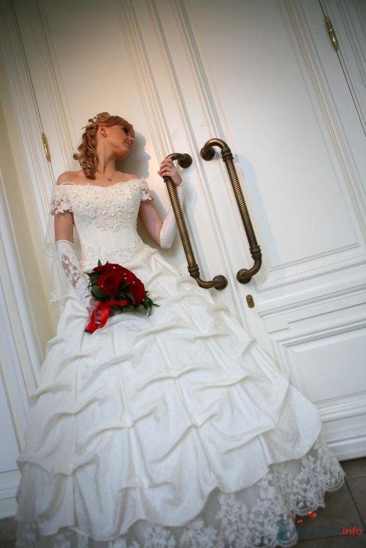 Фото 61415 в коллекции Наша свадьба 31.10.09 - alena_kis