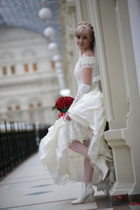 Фото 61422 в коллекции Наша свадьба 31.10.09