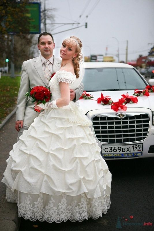 Фото 61550 в коллекции Наша свадьба 31.10.09 - alena_kis
