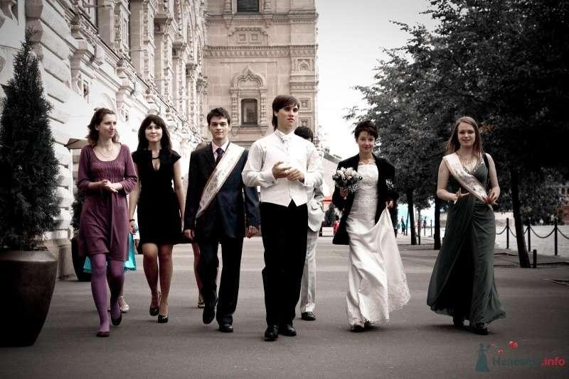 Невеста в смокинге) - фото 45794 Селенка