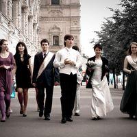 Невеста в смокинге)