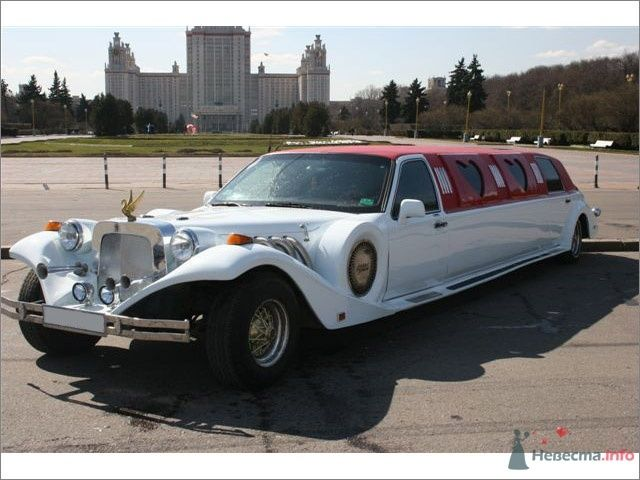 Наша свадебная машинка