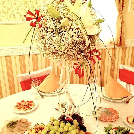 Топиарий на стол гостей