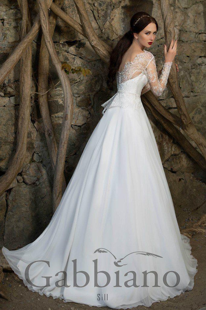 "Фото 8119390 в коллекции Gabbiano - Fairy Tale - Студия свадебного платья ""Облако любви"""