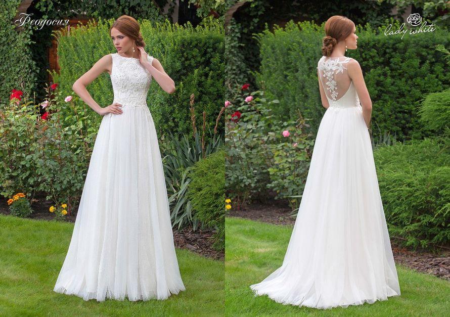 "Фото 8119416 в коллекции Lady White - Beauty of your name - Студия свадебного платья ""Облако любви"""