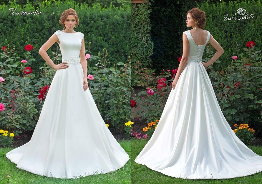 "Фото 8119438 в коллекции Lady White - Beauty of your name - Студия свадебного платья ""Облако любви"""