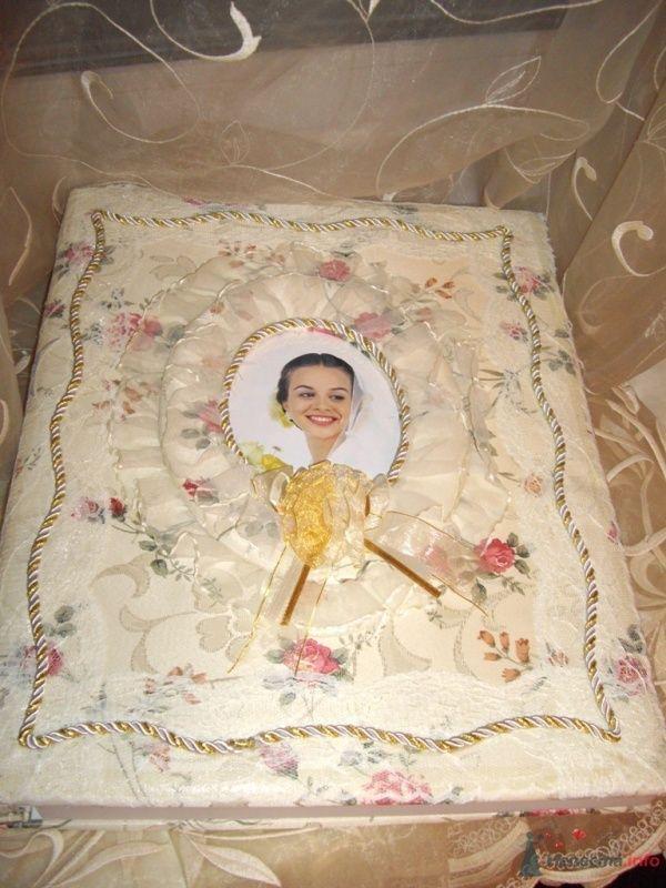 Фото 48724 в коллекции Свадебный Handmade - katsonya