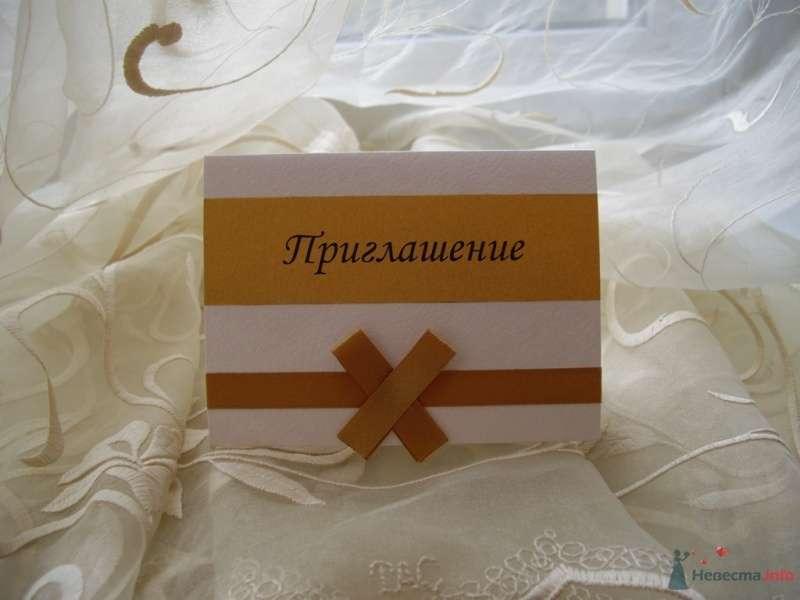 Фото 48731 в коллекции Свадебный Handmade - katsonya