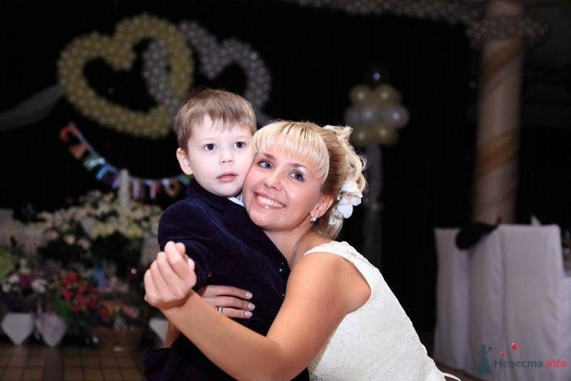 Фото 58905 в коллекции наша свадьба- 31 октября 2009