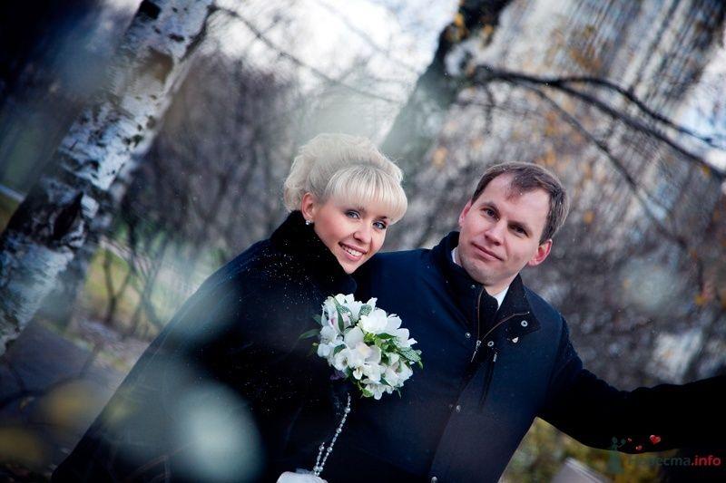 Фото 58917 в коллекции наша свадьба- 31 октября 2009