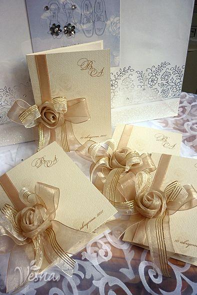 Фото 523029 в коллекции Приглашения - Vesna-Art - аксессуары для свадьбы
