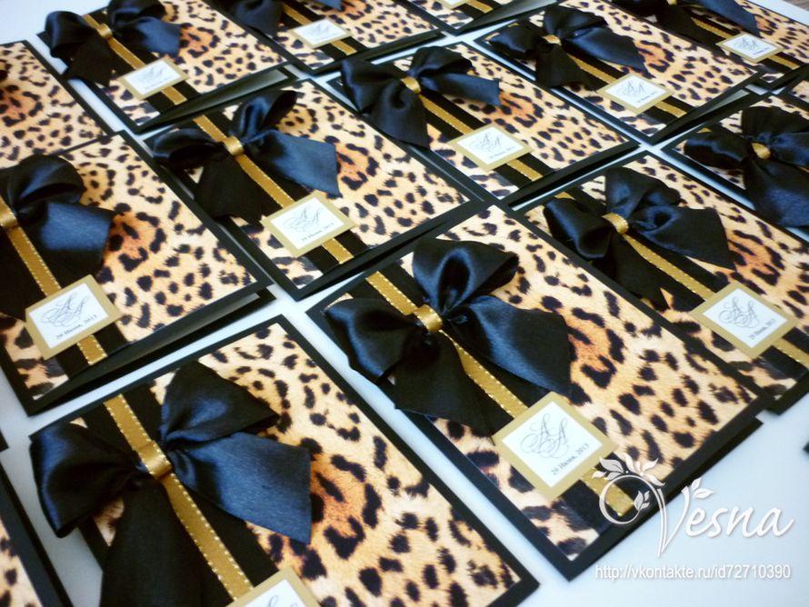 Фото 2459367 в коллекции Приглашения - Vesna-Art - аксессуары для свадьбы