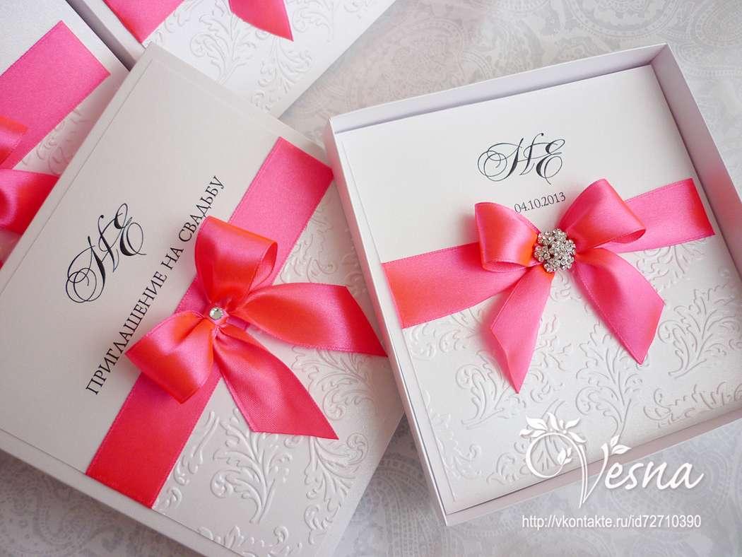 Фото 2459383 в коллекции Приглашения - Vesna-Art - аксессуары для свадьбы