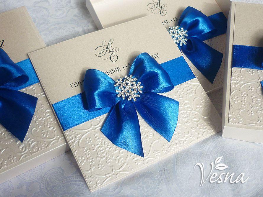 Фото 2459469 в коллекции Приглашения - Vesna-Art - аксессуары для свадьбы