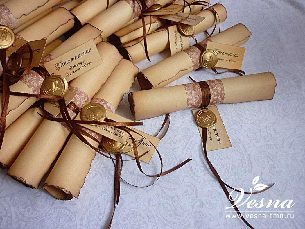 Фото 10532368 в коллекции Портфолио - Vesna-Art - аксессуары для свадьбы