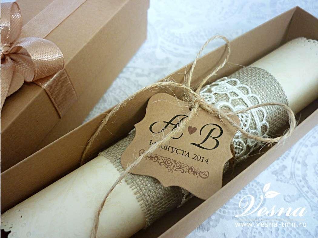 Фото 10532432 в коллекции Портфолио - Vesna-Art - аксессуары для свадьбы