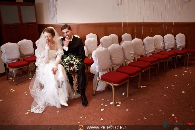Фото 69387 в коллекции день свадьбы